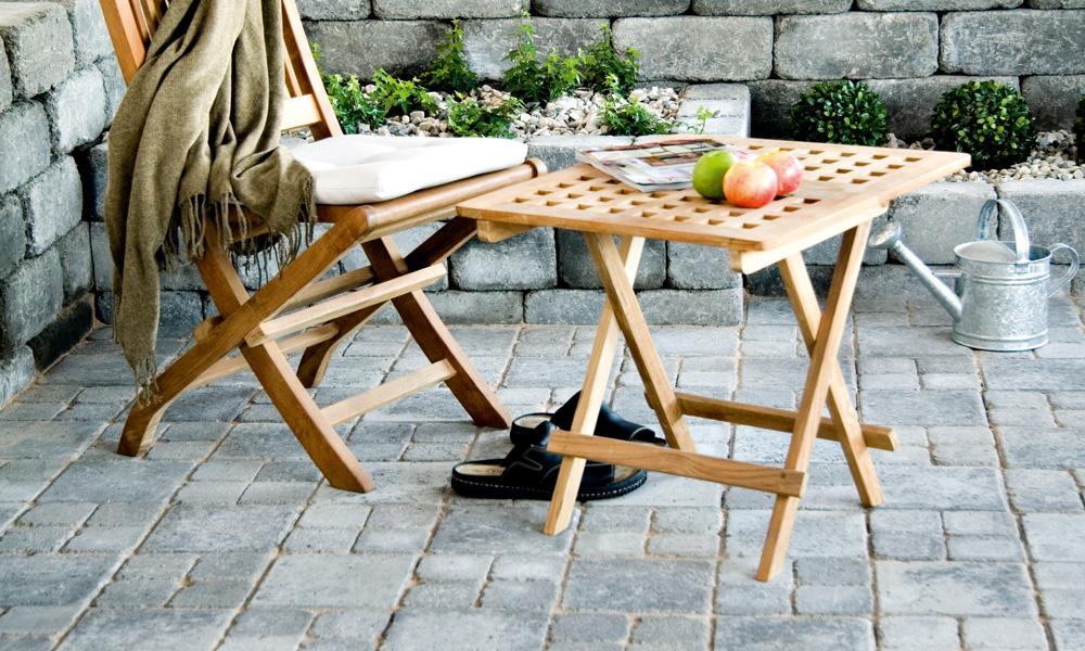 Lägga marksten och plattor — HusExtra