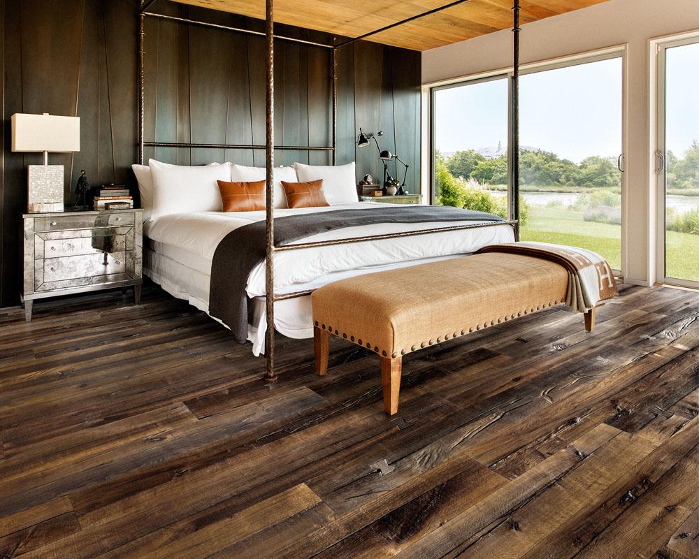 Ett vackert golv gör rummet — HusExtra