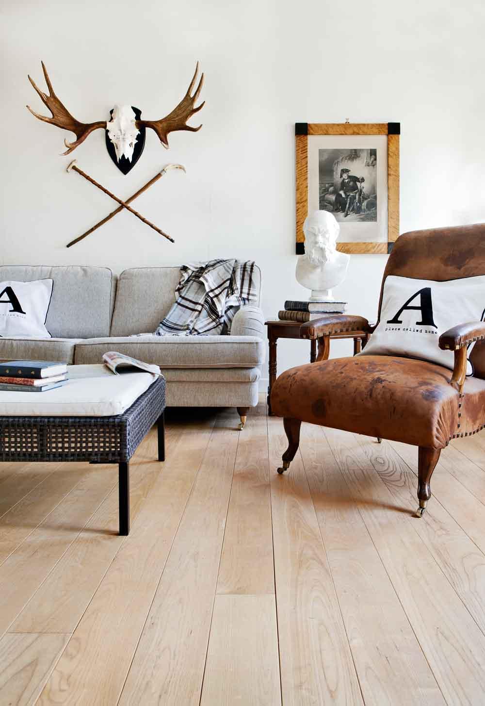 Olika golv för olika rum — HusExtra : golv uterum : Inredning