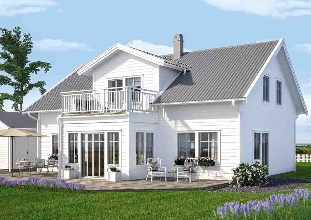 A-hus Villa Björkö