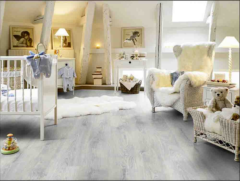 Domestic Extra Classic Plank, Silver Ek,