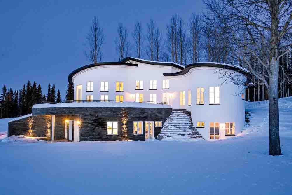 Villa Victer Design Pål Ross
