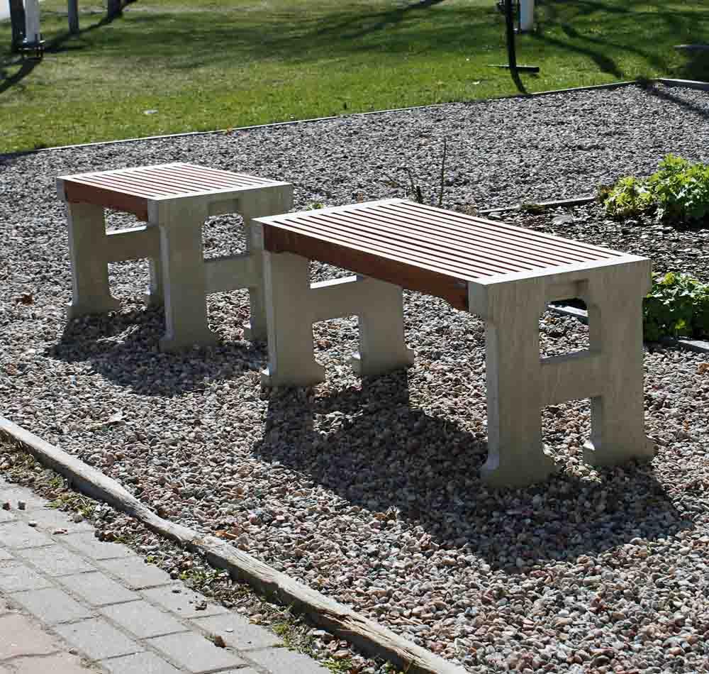 trädgård Edge från Konkret Ola Hedlund Design