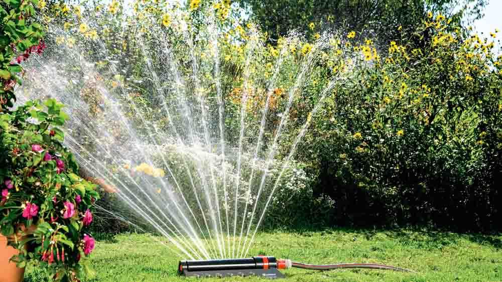Gardenas vattenspridare Aqua Comfort