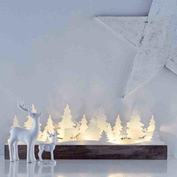 Julbelysning från Markslöjd.