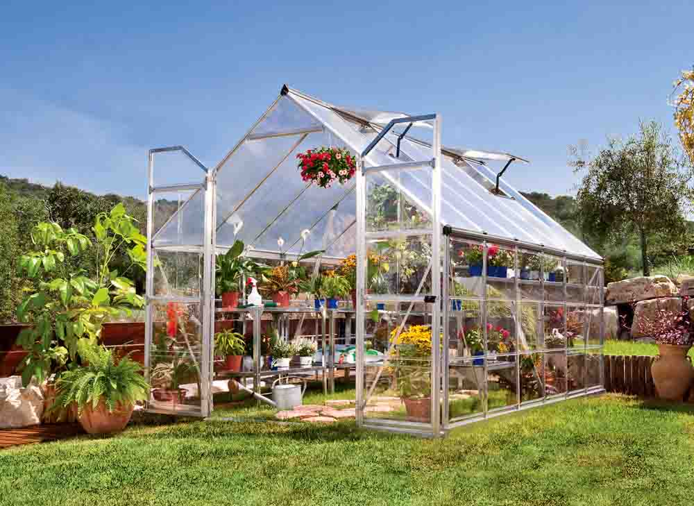 Växthuset Balance från Plantagen