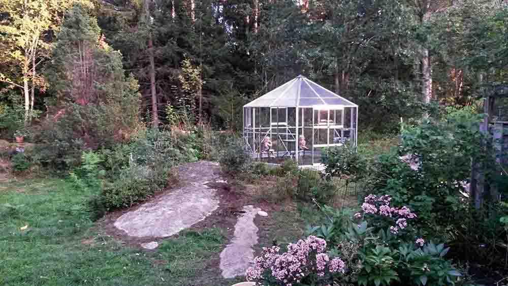 lustväxthus