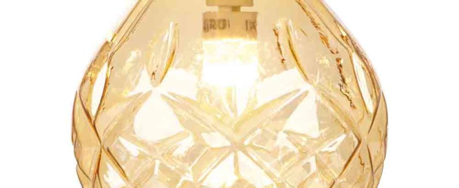 Lamphållare med sladd
