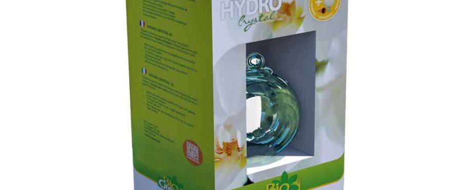 Bevattningslösningen Hydro Crystal